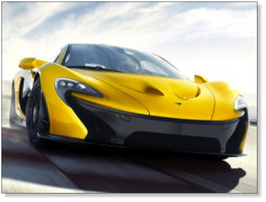 The new McLaren PI is probably the most advanced and jaw-dropping car the world has ever seen.