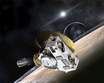 The NASA New Horizons Spacecraft