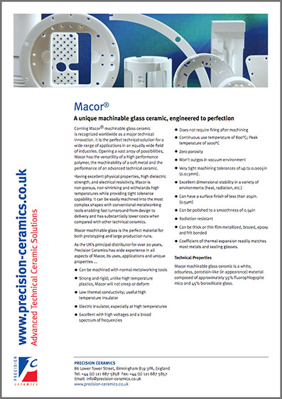 macor-data-sheet