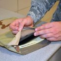 Ceramics Provide Perfect Cover In Ballistic Armour