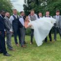 Precision Ceramics Team Celebrate Dacosta Wedding