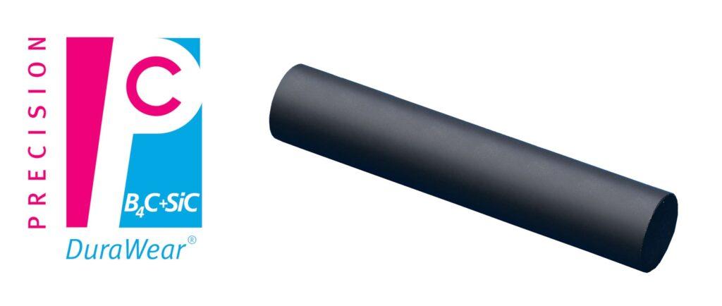Boron Carbide and Silicon Carbide Hybrid